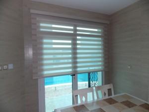 Duplex blind of Dining Room in Al Barsha