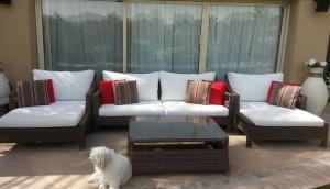 Outdoor-sofa-of-Emirates-Hills-Hattan-Dubai